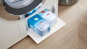 MIELE - TwinDos Flüssigwaschmittel-System