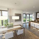 Lebensräume bei Elektro Jürgensen - Essbereich in der Küche