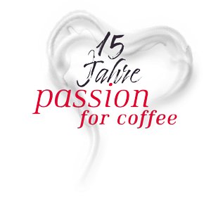 NIVONA - 15 Jahre 'passion for coffee'