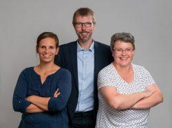 Das Verkaufs-Team von Elektro Jürgensen